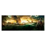 Купить подарочная обёртка для постеров Pirates of the Caribbean