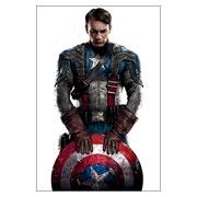 Купить стикеры Captain America