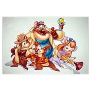 Купить стикеры Chip and Dale Rescue Rangers