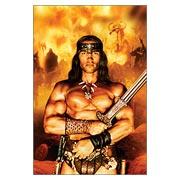 Купить стикеры Conan the Barbarian