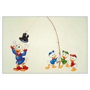 Купить стикеры Duck Tales