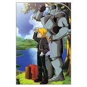 Купить стикеры Fullmetal Alchemist