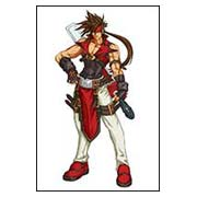 Стикер Guilty Gear X