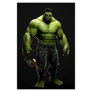 Купить стикеры Incredible Hulk