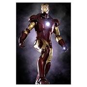 Купить стикеры Iron Man