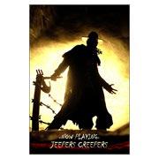 Купить стикеры Jeepers Creepers