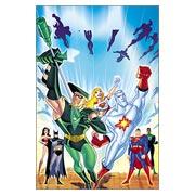 Купить стикеры Justice League