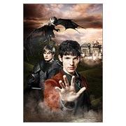 Купить стикеры Merlin