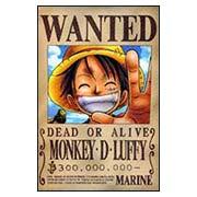 Стикер One Piece