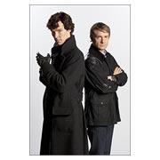Стикер по аниме/манге Sherlock BBC