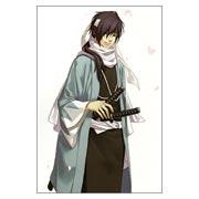 Купить стикеры Hakuoki: Shinsengumi Kitan