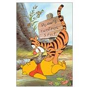 Купить стикеры Winnie the Pooh