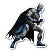 Фигурная наклейка Batman