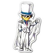 Купить фигурные наклейки Detective Conan