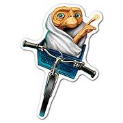 Фигурная наклейка E.T. The Extra-Terrestrial