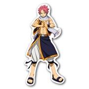 Купить фигурные наклейки Fairy Tail