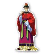 Купить фигурные наклейки Fushigi Yuugi