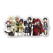 Купить фигурные наклейки Kuroshitsuji