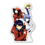 Фигурная наклейка Neon Genesis Evangelion