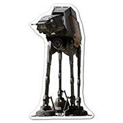 Фигурная наклейка Star Wars