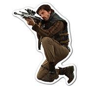 Купить фигурные наклейки Star Wars