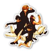 Купить фигурные наклейки Saiyuki