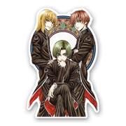 Купить фигурные наклейки Taishi Zao Art