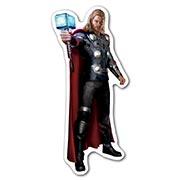 Фигурная наклейка Thor