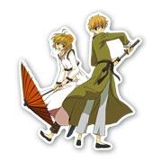 Купить фигурные наклейки Tsubasa Reservoir Chronicle
