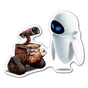 Купить фигурные наклейки Wall-E