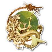Купить фигурные интерьерные наклейки Yamada Akihiro Art