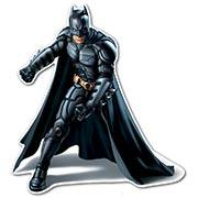 Фигурная интерьерная наклейка Batman