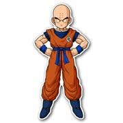 Купить фигурные интерьерные наклейки Dragon Ball Z