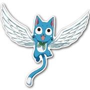 Купить фигурные интерьерные наклейки Fairy Tail