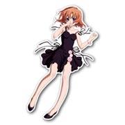 Купить фигурные интерьерные наклейки Higurashi no Naku Koro Ni