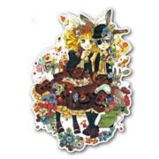 Купить фигурные интерьерные наклейки Kuroshitsuji