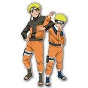 Купить фигурные интерьерные наклейки Naruto