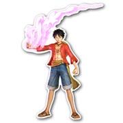 Купить фигурные интерьерные наклейки One Piece
