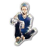 Купить фигурные интерьерные наклейки Kateikyo Hitman Reborn!