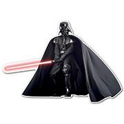 Фигурная интерьерная наклейка по аниме/манге Star Wars