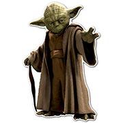 Купить фигурные интерьерные наклейки Star Wars