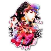 Купить фигурные интерьерные наклейки Tukiji Nao Art