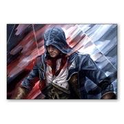 Купить магниты с металлическим отливом Assassin's Creed