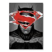 Магнит с металлическим отливом Batman v Superman: Dawn of Justice