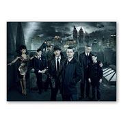 Магнит с металлическим отливом Gotham