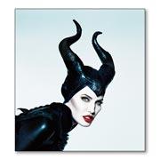 Купить магниты с металлическим отливом Maleficent