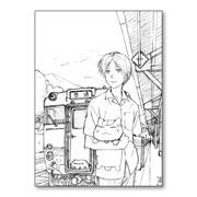 Купить магниты с металлическим отливом Natsume Yuujinchou