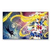 Купить магниты с металлическим отливом Sailor Moon