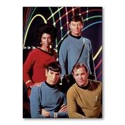 Купить магниты с металлическим отливом Star Trek