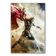 Купить магниты с металлическим отливом Thor